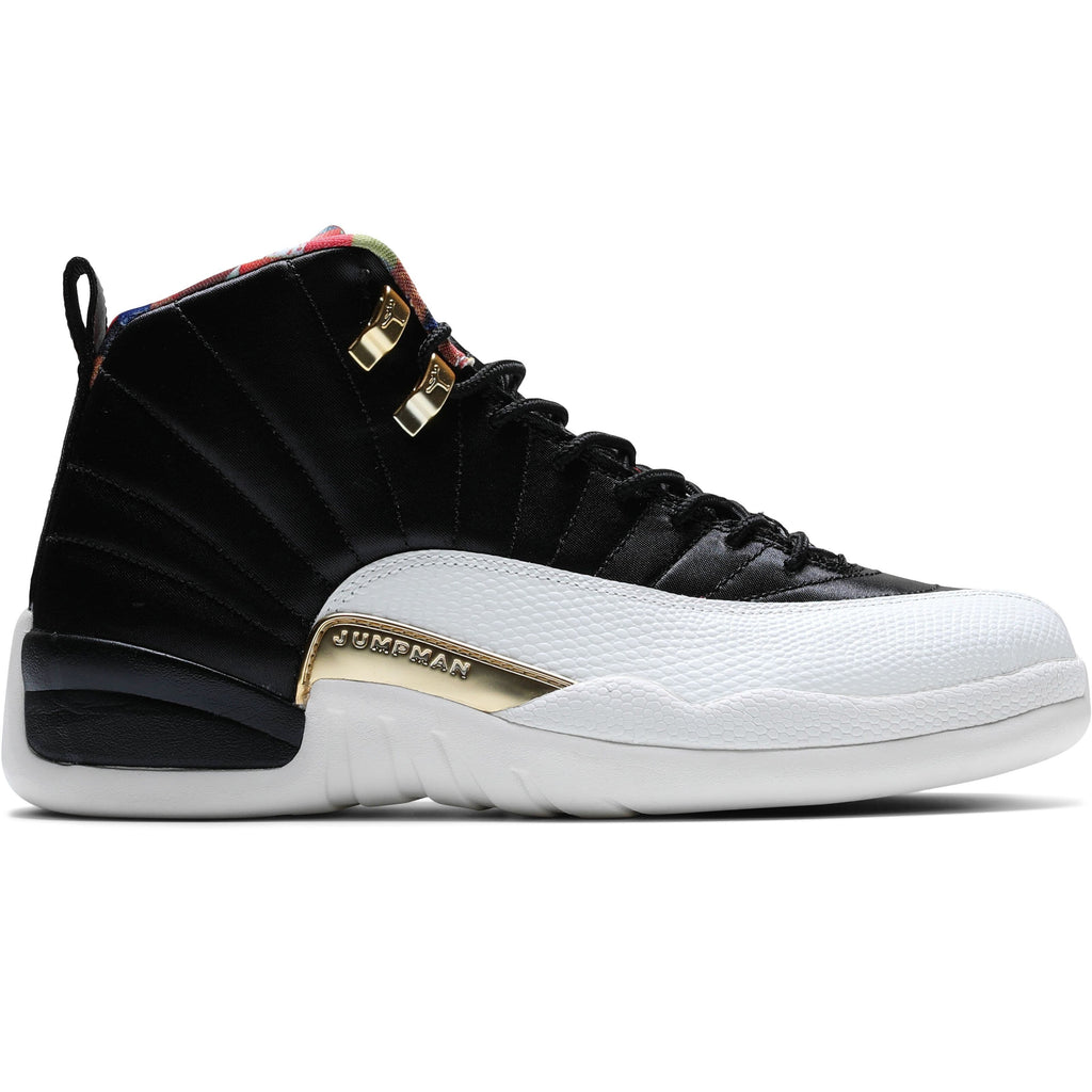 fb842421201 Jordan Brand AIR JORDAN 12 RETRO CNY (BLACK TRUE RED-SAIL-METALLIC