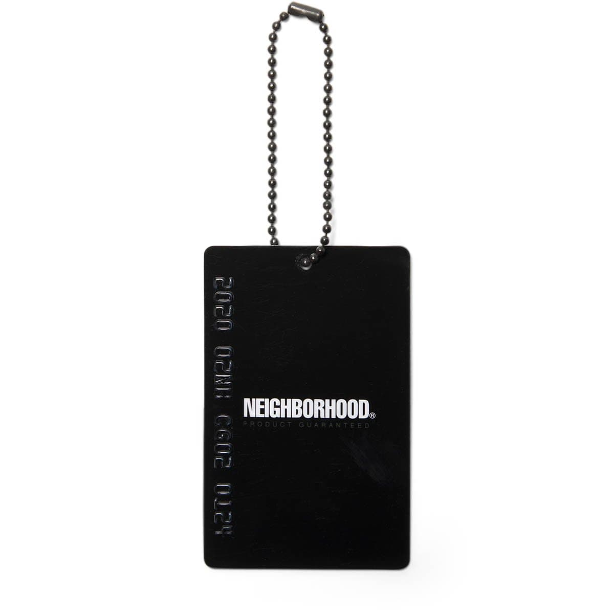 Neighborhood Bags & Accessories BLACK / O/S NHPT . TOTE / E-LUGGAGE