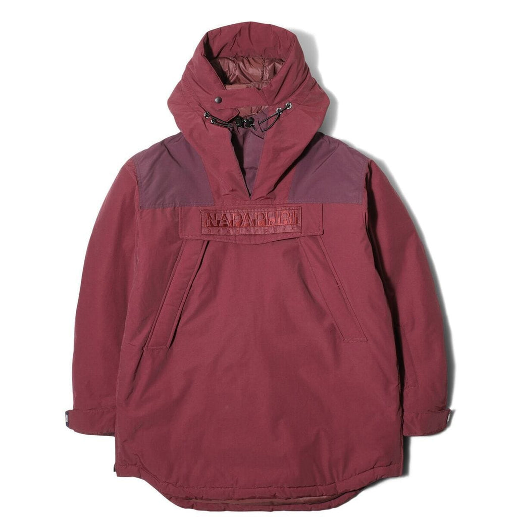 Napa by Martine Rose RAINDOO JACKET (Bordeaux)