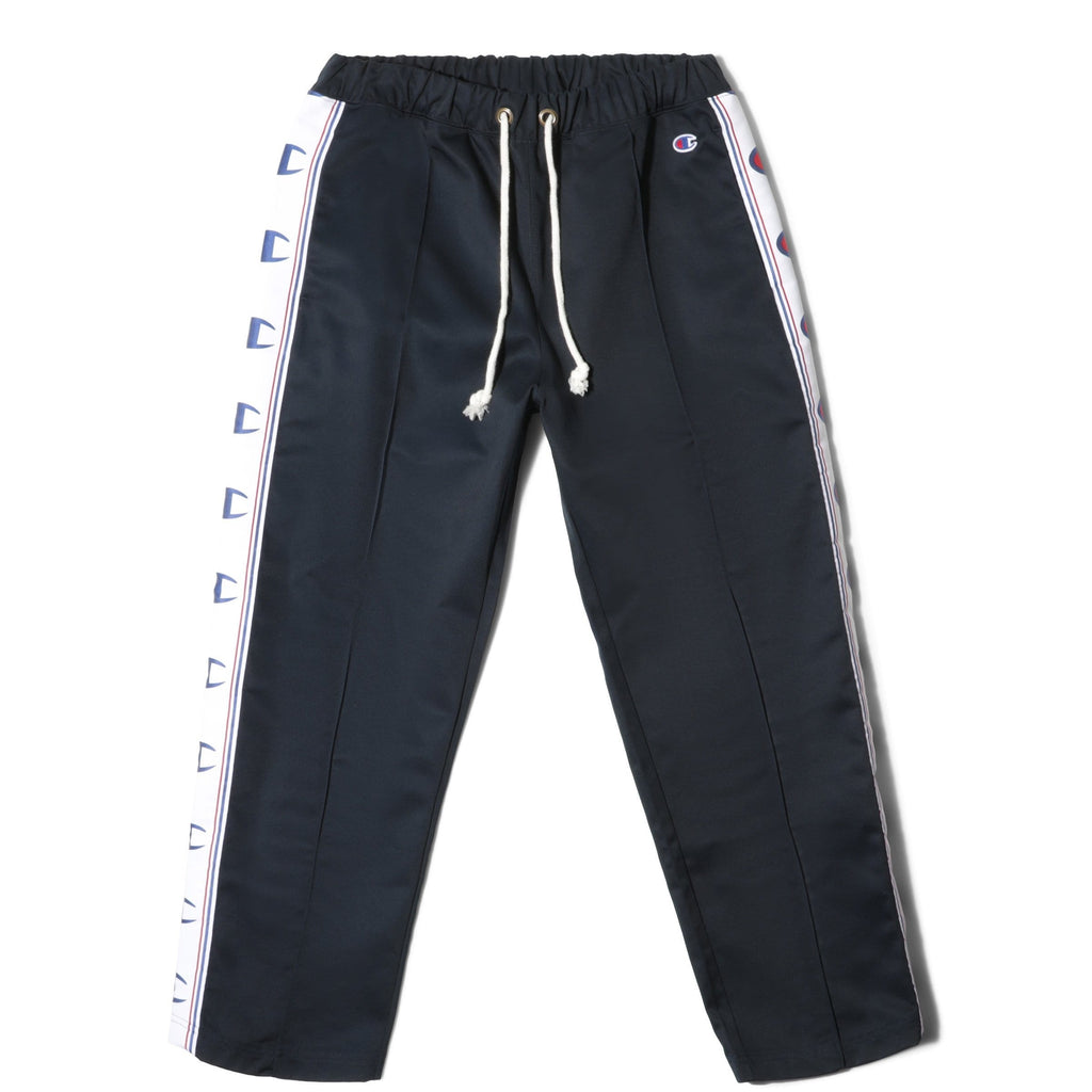 Champion Europe STRAIGHT HEM PANTS Navy