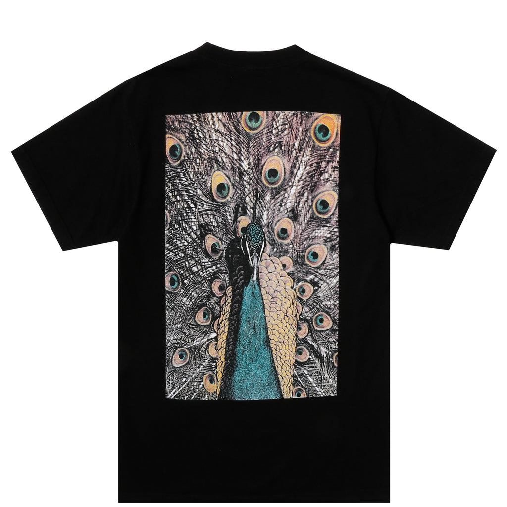 Better tm BETTER PEACOCK TEE Overdyed Black