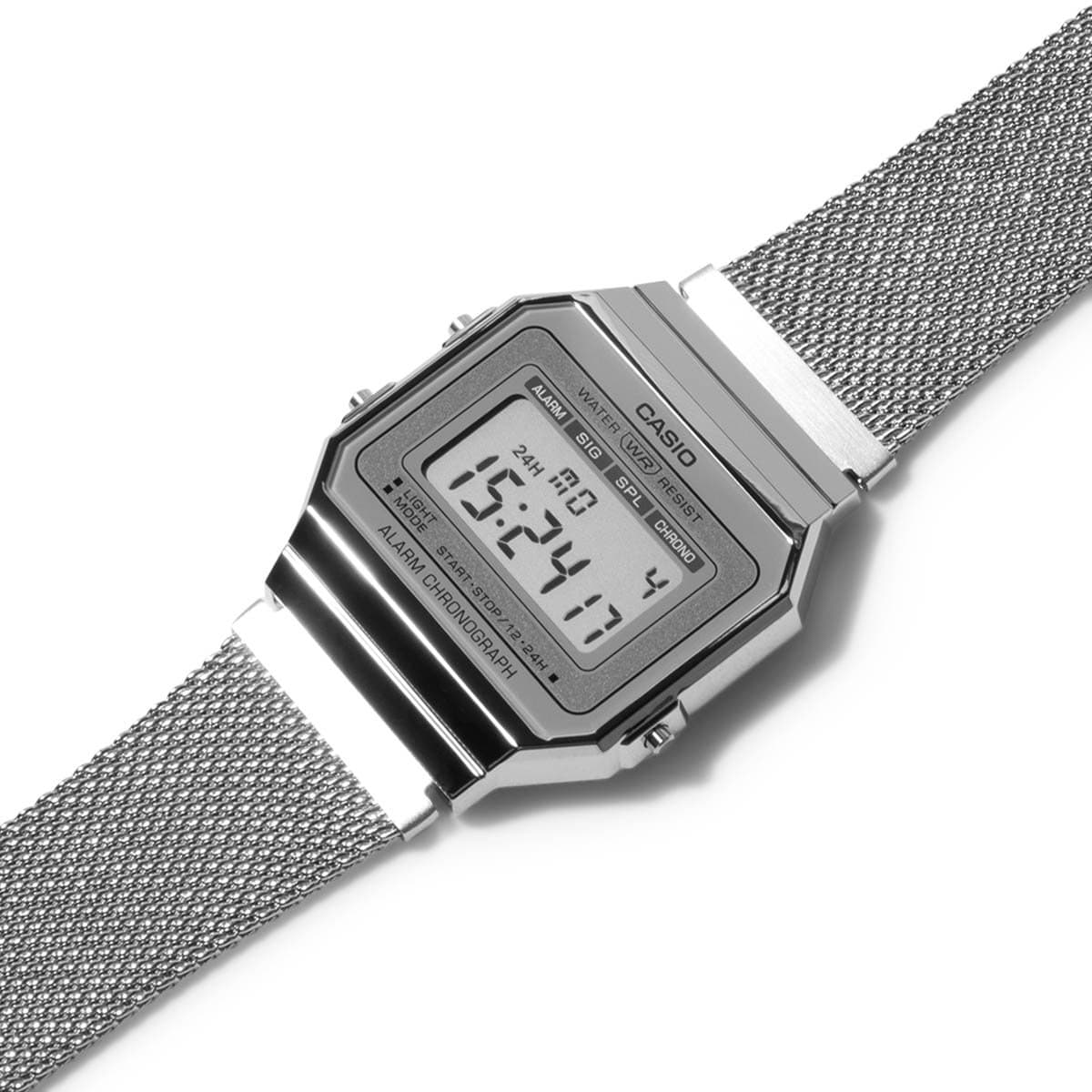 Casio A700WM-7AVT Silver