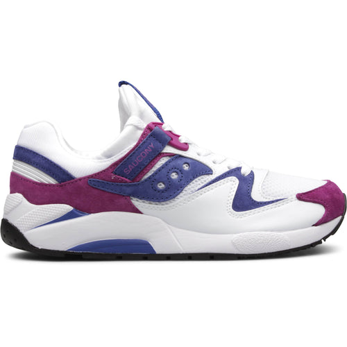 Saucony GRID 9000 White/Purple