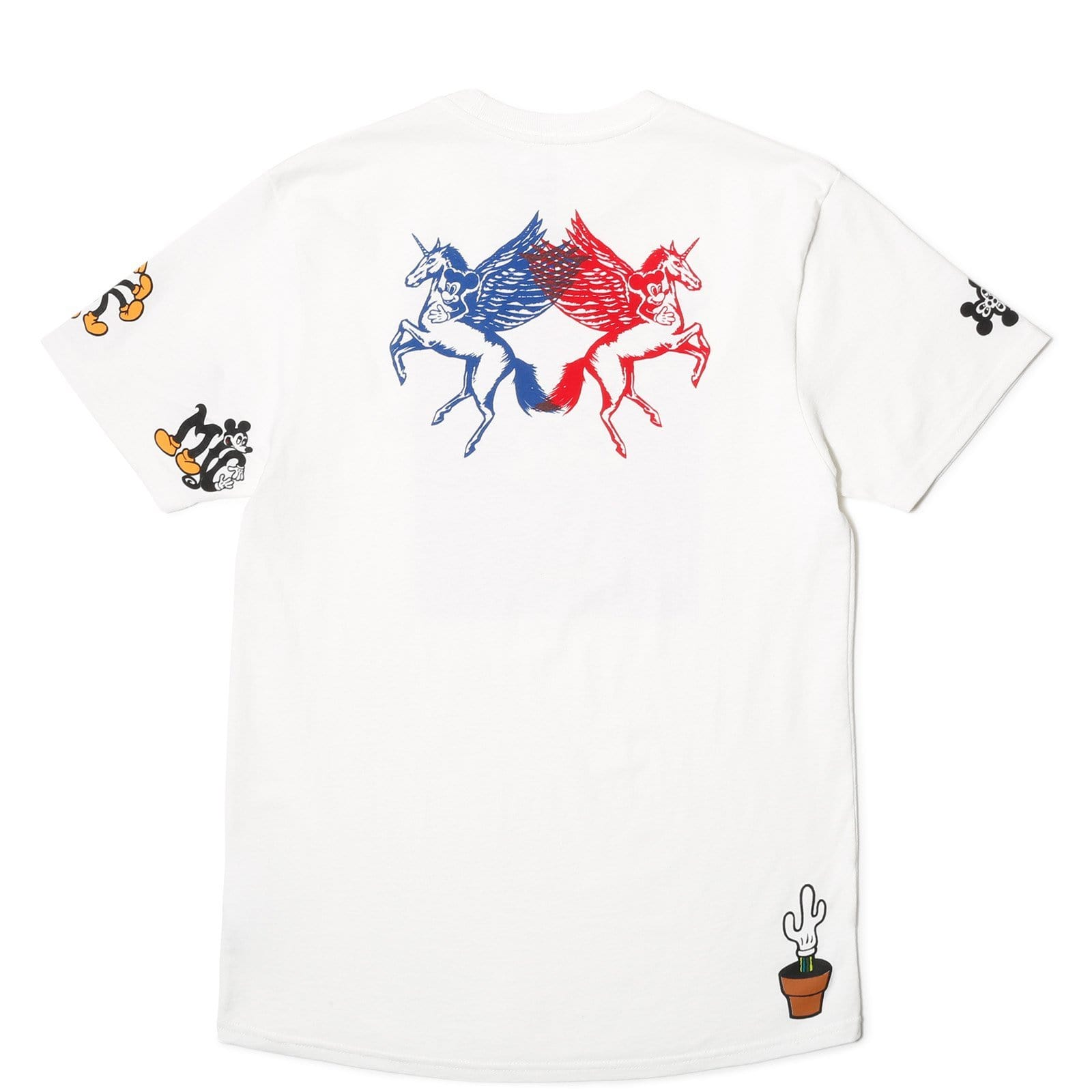 0678254114 Vault by Vans Mickey Mouse 90th T-SHIRT Taka Hayashi