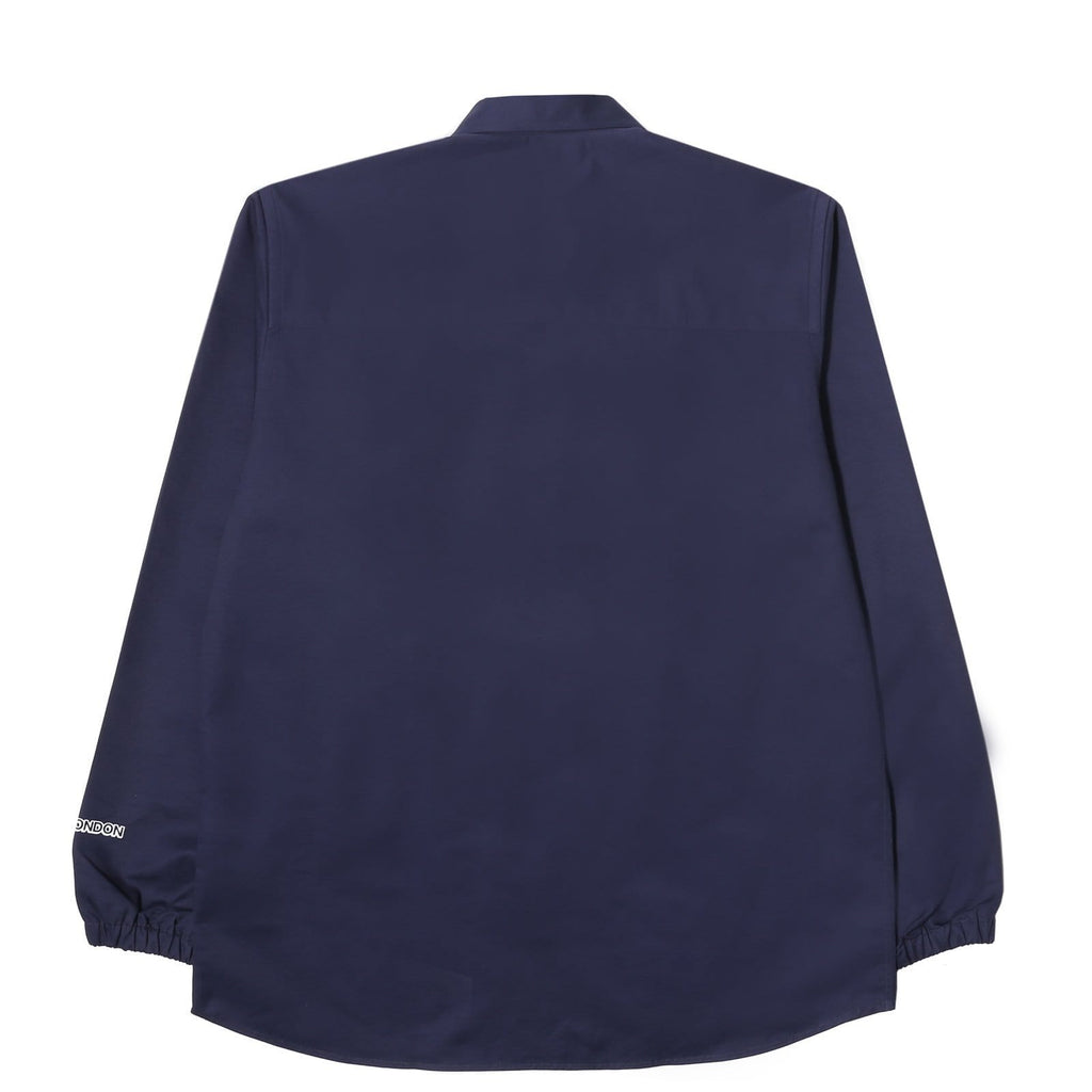 Grind London COTTON PULLOVER Navy