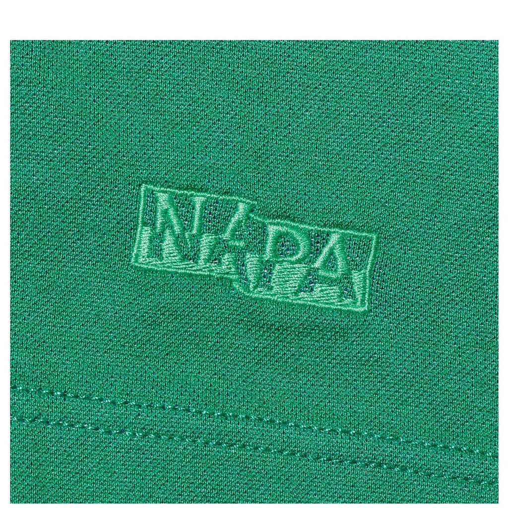 Napa by Martine Rose EGO S/S POLO Green