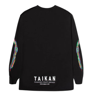 Pleasures T-Shirts TAIKAN LONG SLEEVE SHIRT