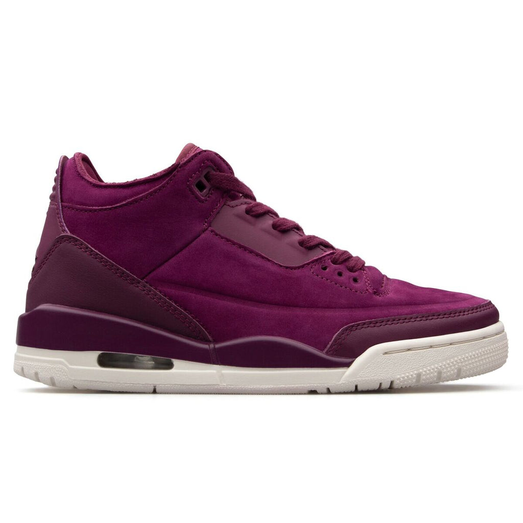 Jordan Brand WOMEN'S AIR JORDAN 3 RETRO SE (Bordeaux/Bordeaux-Phantom)[AH7859-600]