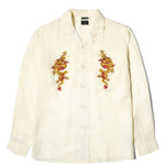 Load image into Gallery viewer, Maharishi Shirts GOLDEN SUN DRAGON SILK SHIRT