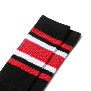 Wacko Maria Bags & Accessories BLK-RED / O/S SKATER SOCKS (TYPE-1)