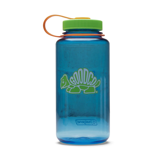The Good Company RACE WATER BOTTLE Slate Blue
