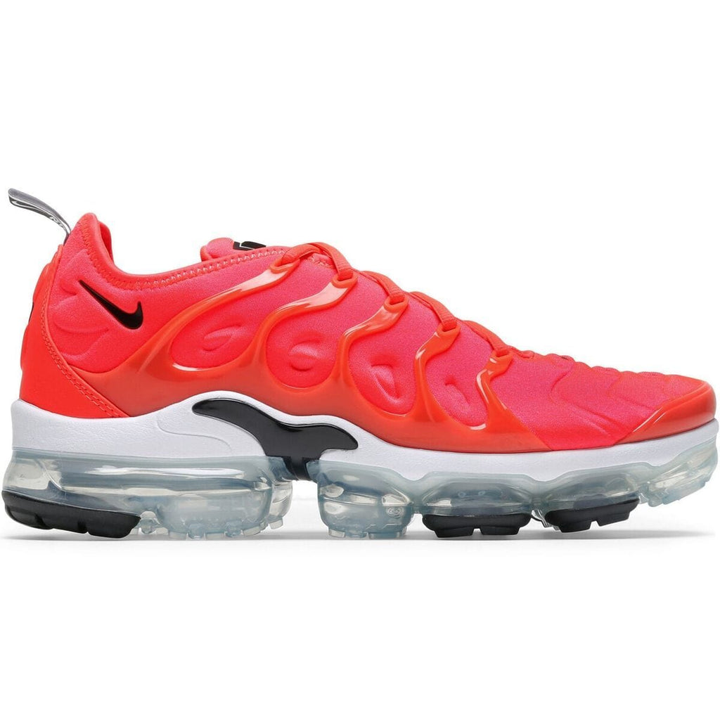 Nike AIR VAPORMAX PLUS (Bright Crimson/Black-White)