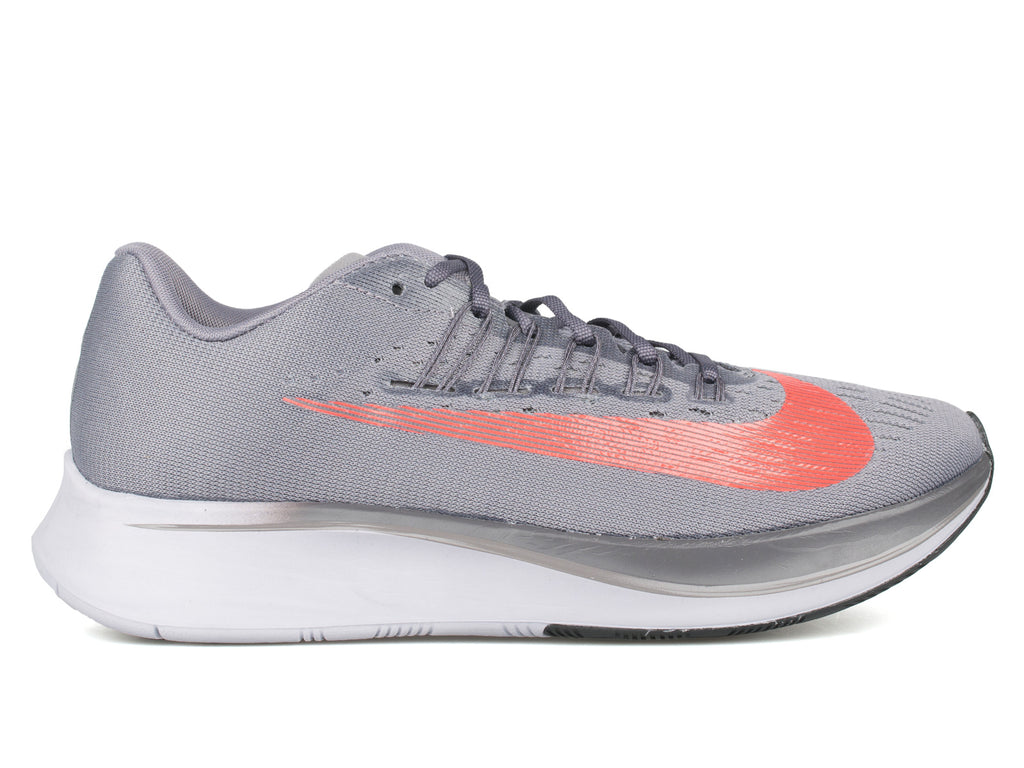 how much cheap price Nike Running Zoom Fly Trainers In Grey 880848-004 best place online outlet cheap prices lSEO2