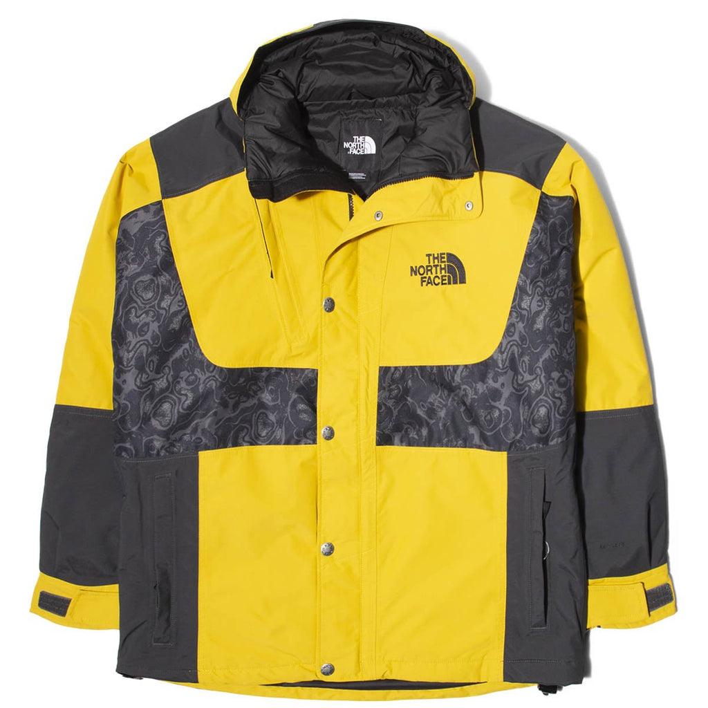 The North Face Black Box Collection Outerwear 94 RAGE WP SYNTHETIC INSULATED JACKET