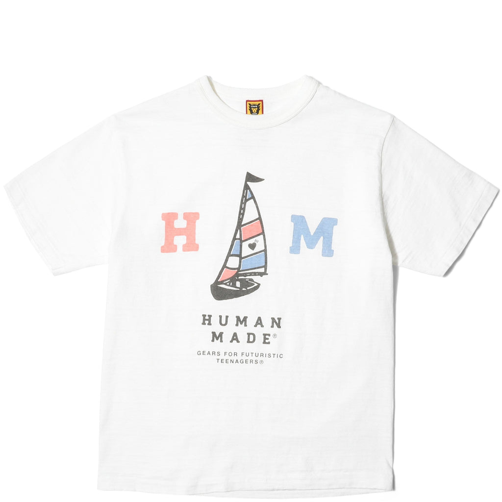 Human Made T-SHIRT #1710 White