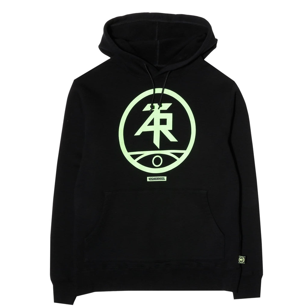 Neighborhood ATR / C-HOODED . LS Black