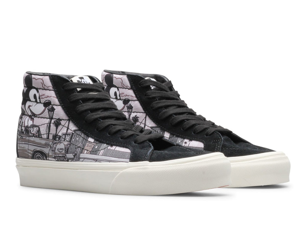 Vault by Vans Mickey Mouse 90th OG SK8-HI LX Cartoon