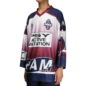 Perks and Mini Shirts NEW WORLDS OVERSIZED SUBLIMATION TOP