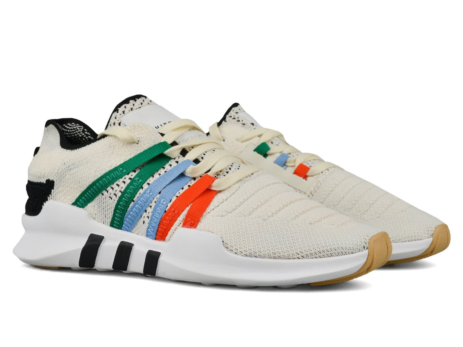 premium selection 6427d 935cb Adidas Womens EQT RACING ADV PK WhiteOrangeBlack