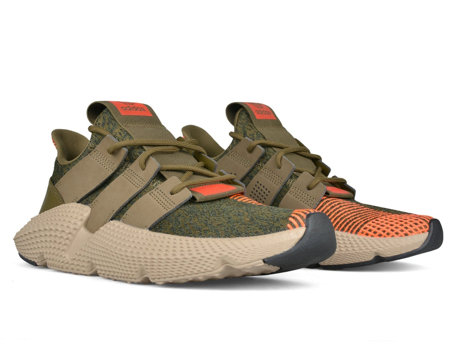 quality design 4dcc5 9277e Adidas PROPHERE Trace Olive Solar Red