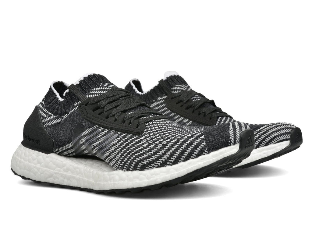 6fcac75ca830f Women s Ultraboost X Core Black Grey Heather White – Bodega
