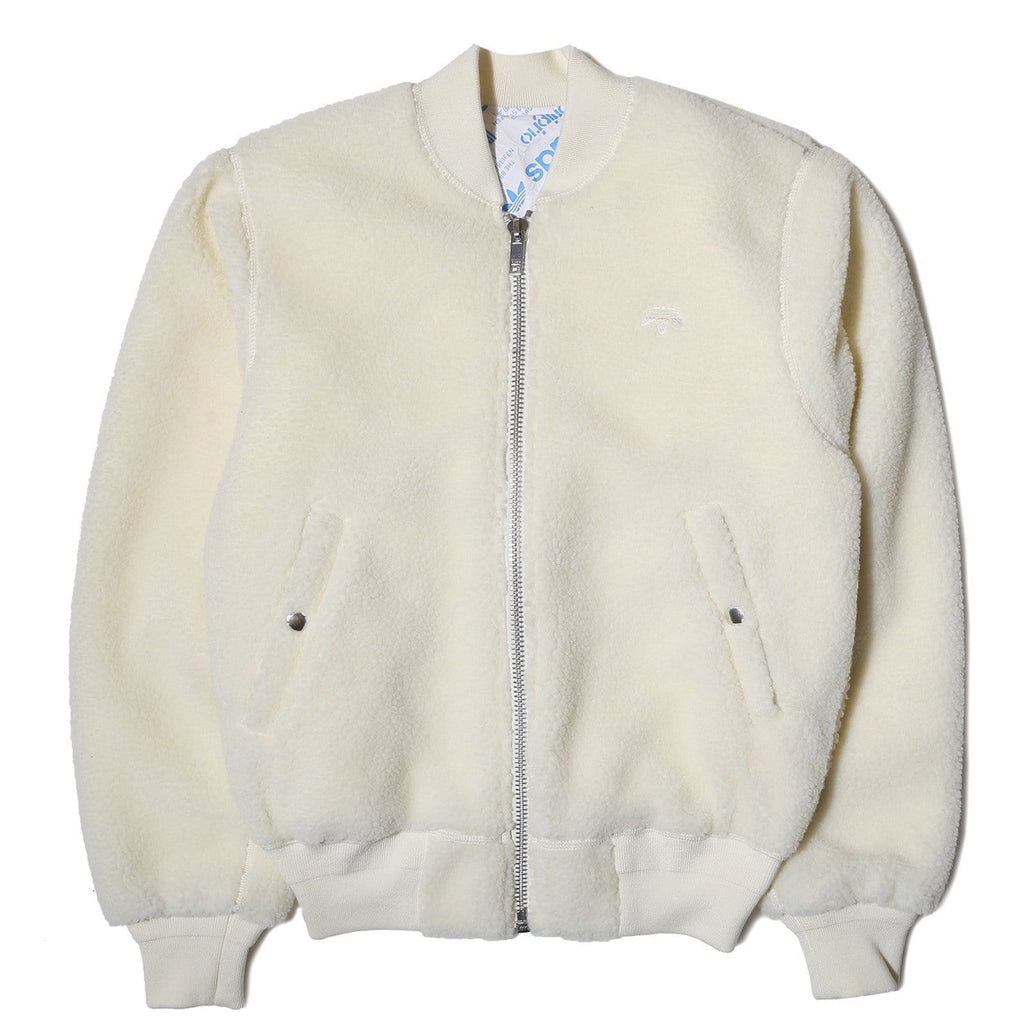 Adidas x Alexander Wang REV BOMBER Cream White