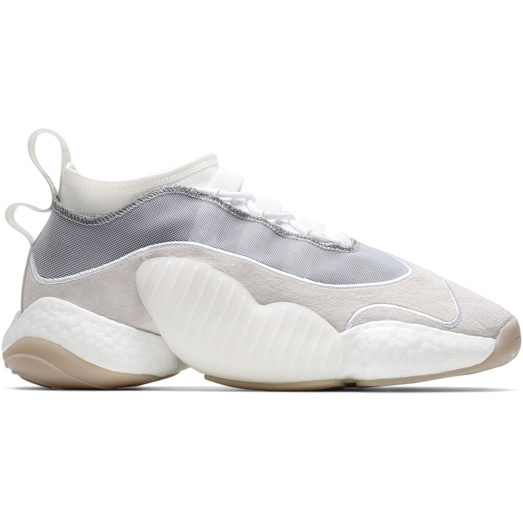 detailed look 35065 07a44 x Bristol Studio CRAZY BYW LVL II Cloud WhiteRunning WhiteCollegiate Navy  – Bodega