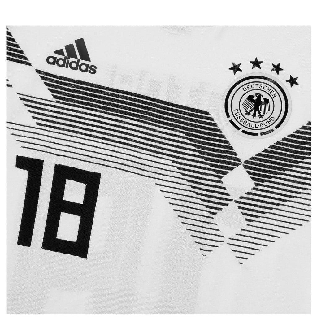Germany Home Jersey White