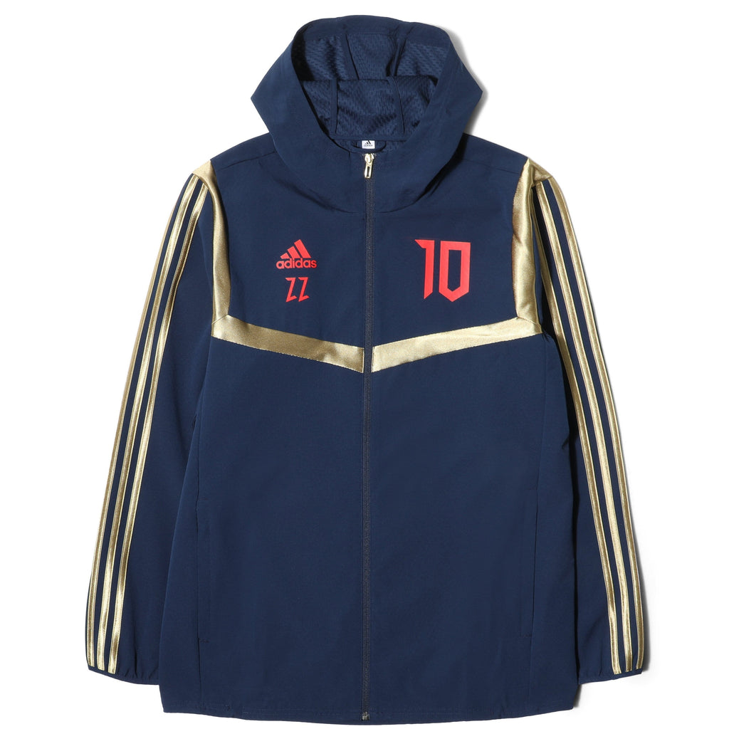 Adidas PREDATOR HD JACKET ZZ Collegiate Navy/Red
