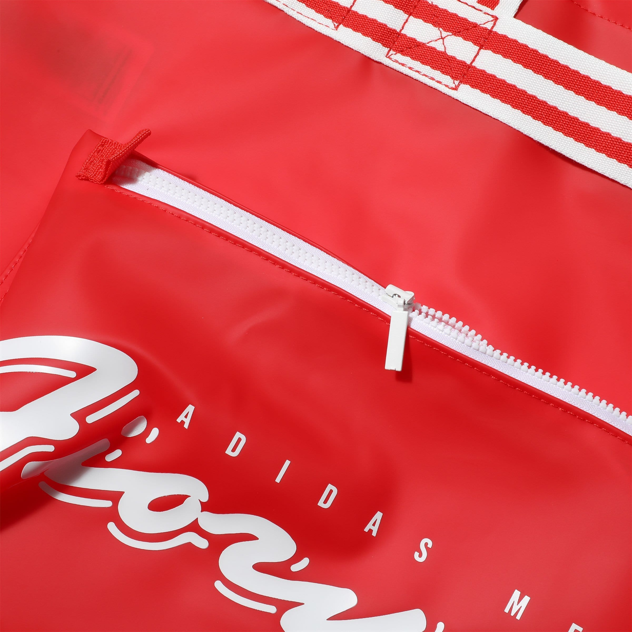 Adidas Bags & Accessories RED / O/S x Fiorucci STRIPE TOTE BAG