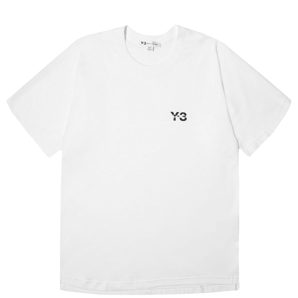 Adidas Y-3 SIGNATURE SS TEE Core White
