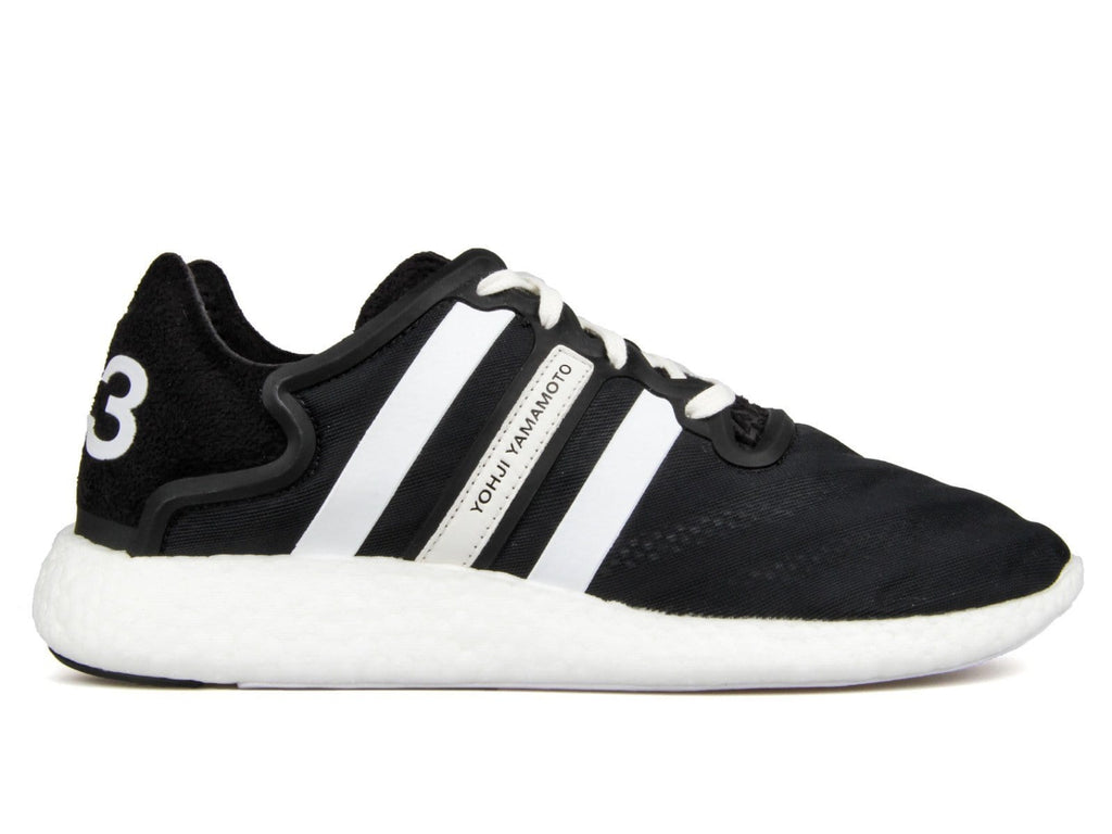 02b45e8db Adidas Y-3 YOHJI RUN Core Black Footwear White Core Black