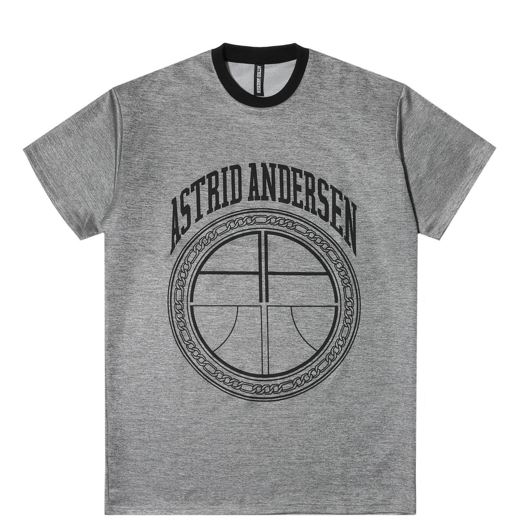 Astrid Andersen T-Shirts CLASSIC TEE OVERSIZE