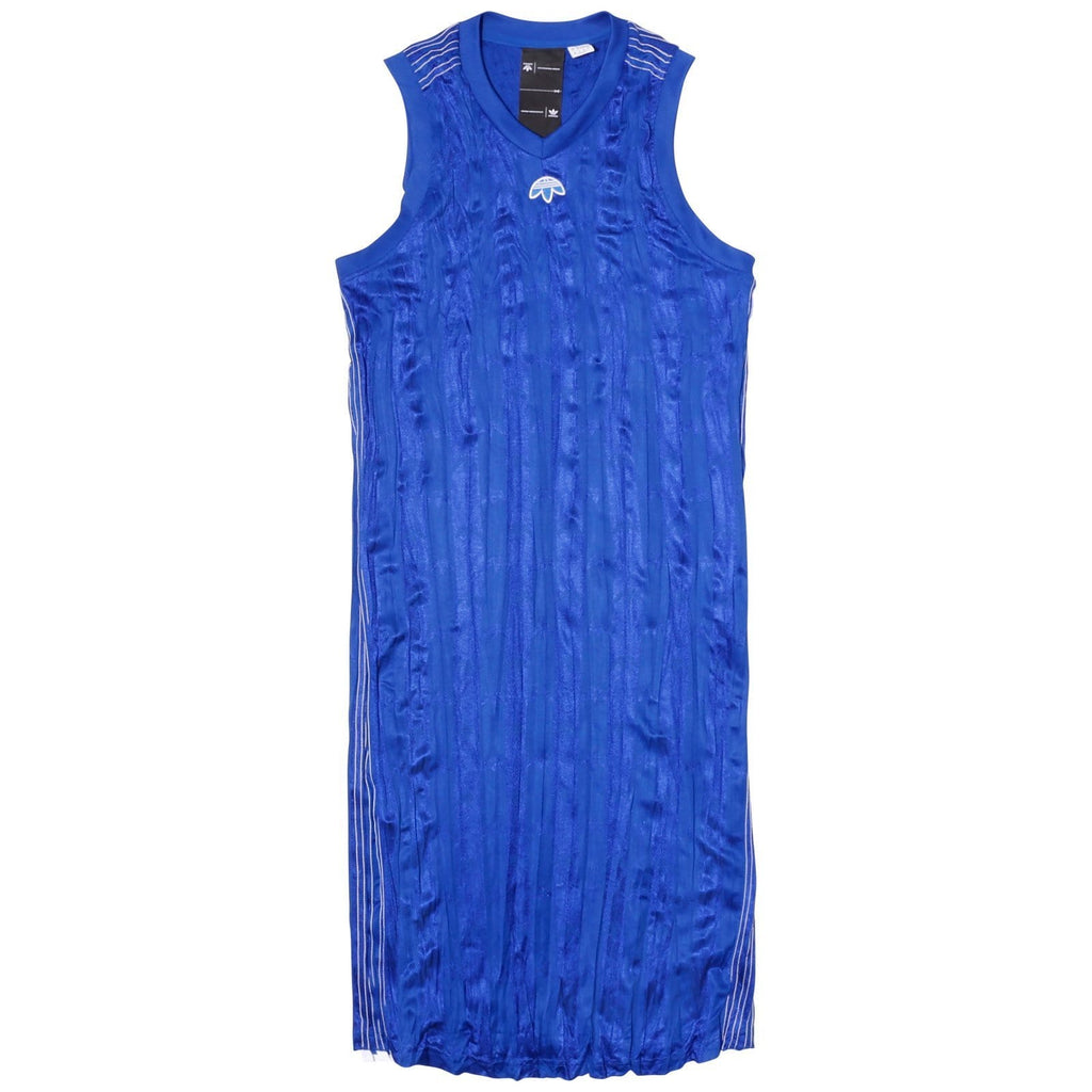 Adidas Women's AW TANK DRESS Blue/White