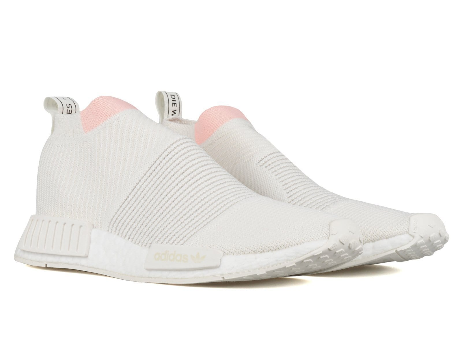 a55c070a4eb48 Women s NMD CS1 PK Running White Running White Clear Orange – Bodega