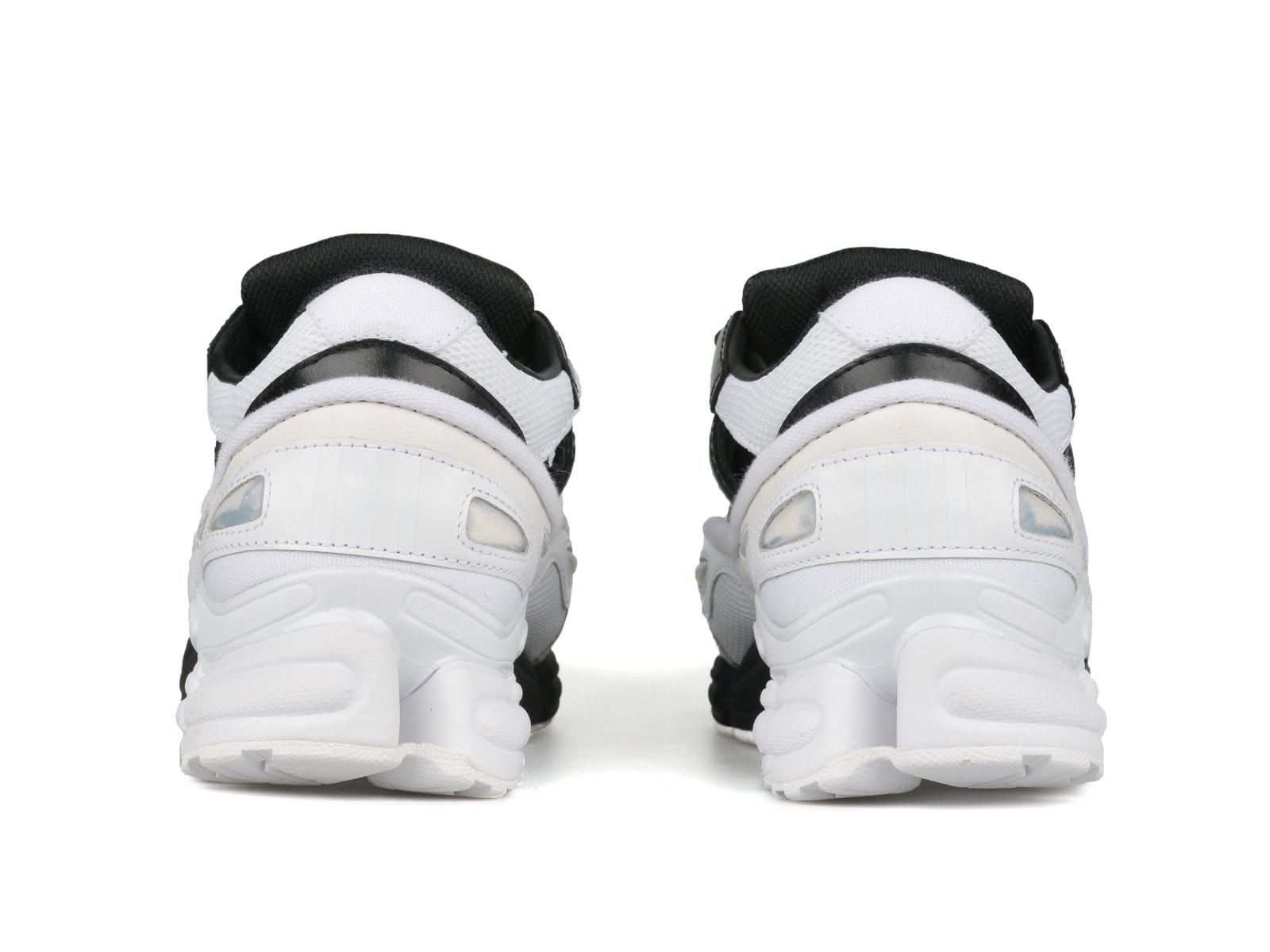 cheap for discount d0a93 f723d Adidas x Raf Simons REPLICANT OZWEEGO Core BlackCrystal WhiteWhite