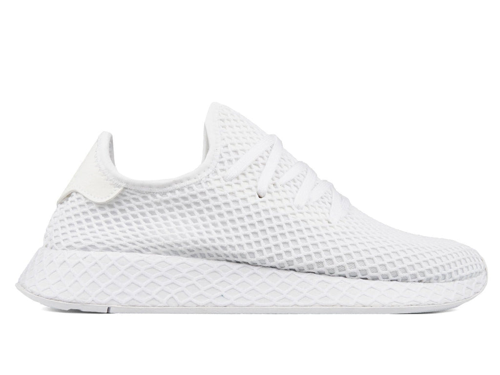 DEERUPT RUNNER Cloud White/Cloud White/Cloud White