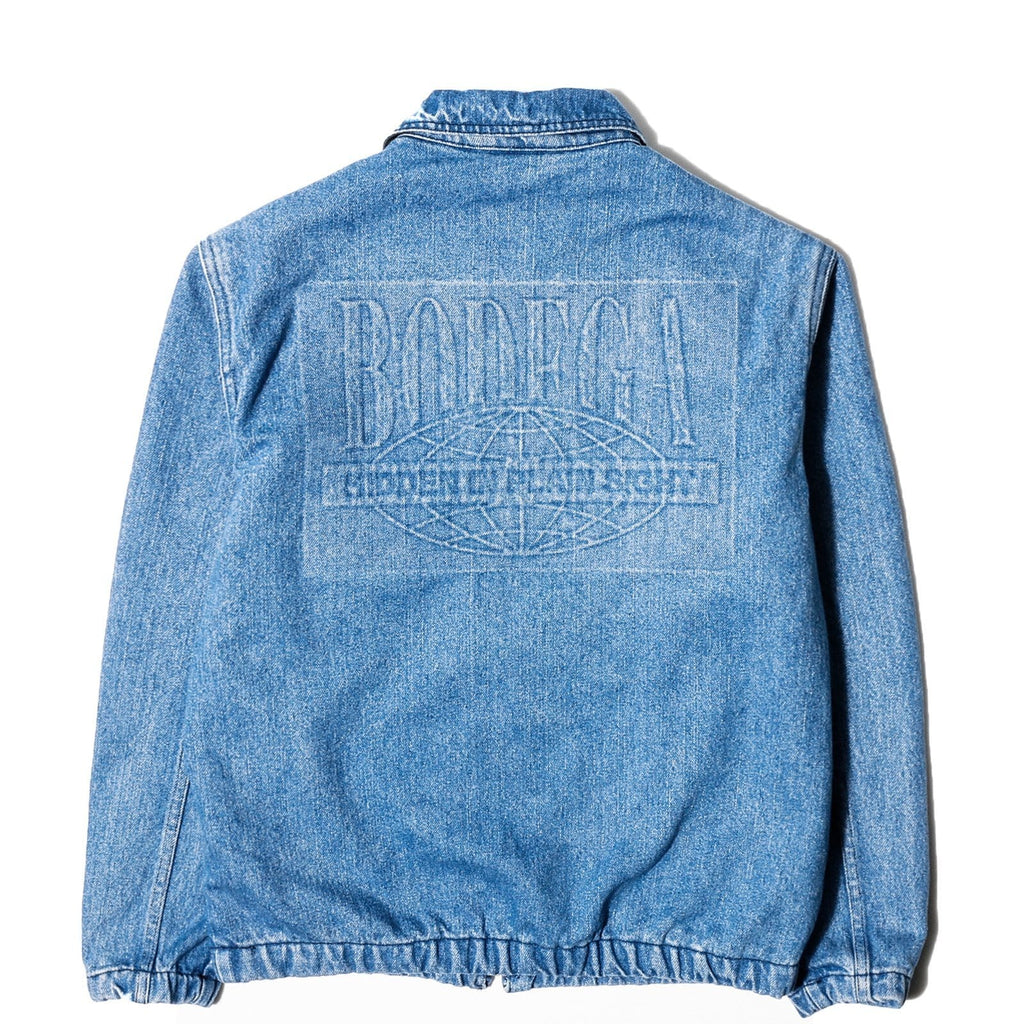 DENIM CLUB JACKET Blue