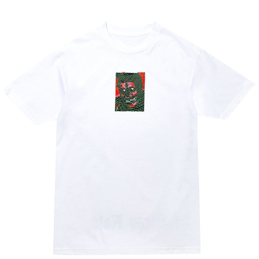 Stray Rats CRIMSON TEE White