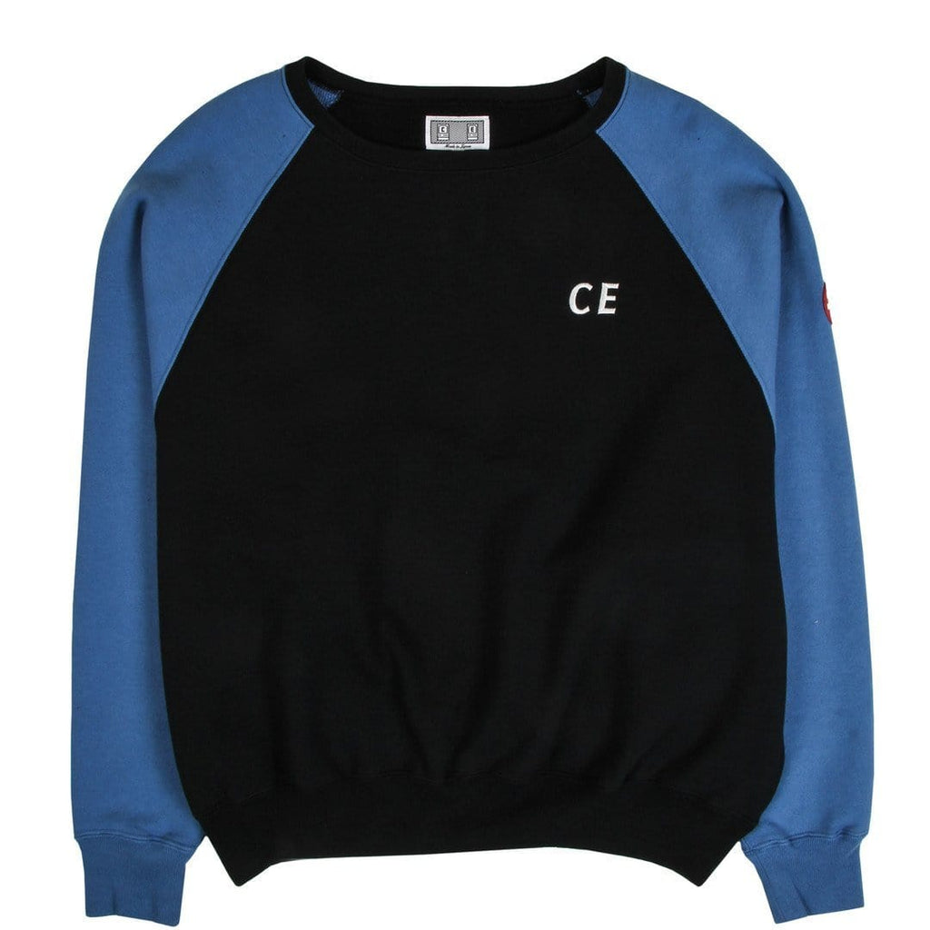Cav Empt LOOSE FIT CREW NECK #3 Black