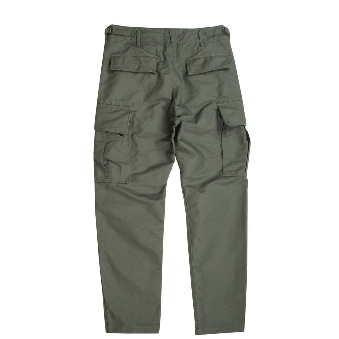 Engineered Garments BDU PANT Olive Double Cloth