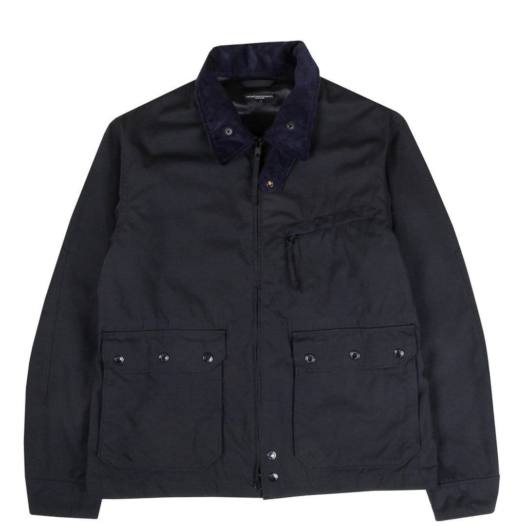 Engineered Garments PATHFINDER JACKET Dark Navy Nyco Ripstop
