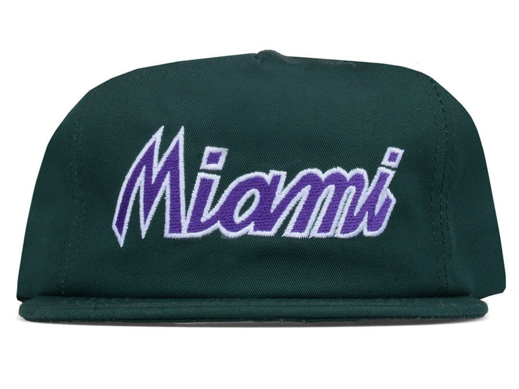 4bef2c8a2dc ... cheapest stray rats miami hat green 0fb52 f5eed