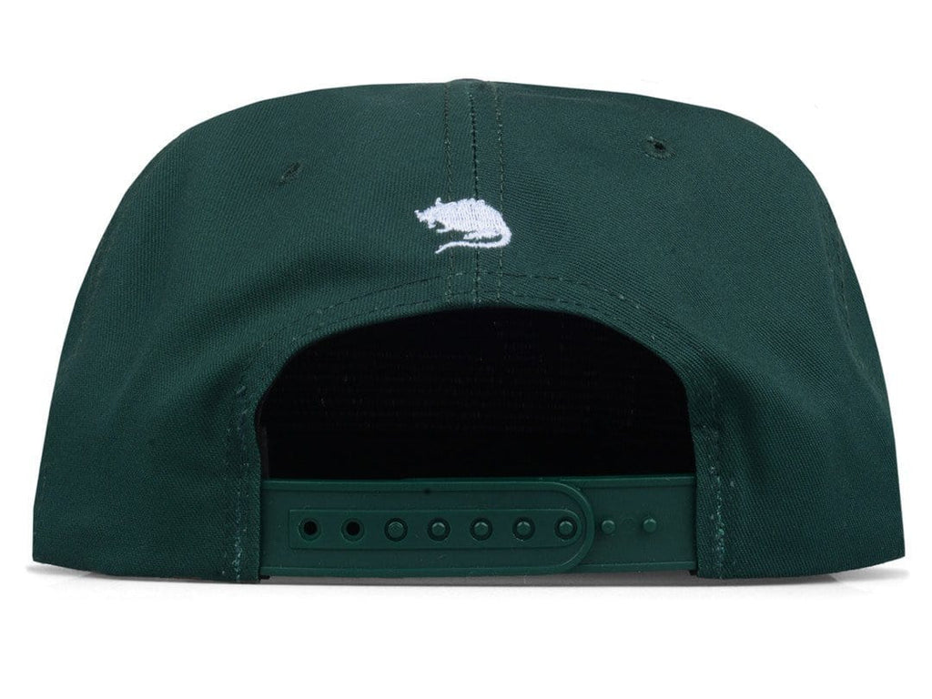 Stray Rats MIAMI HAT Green