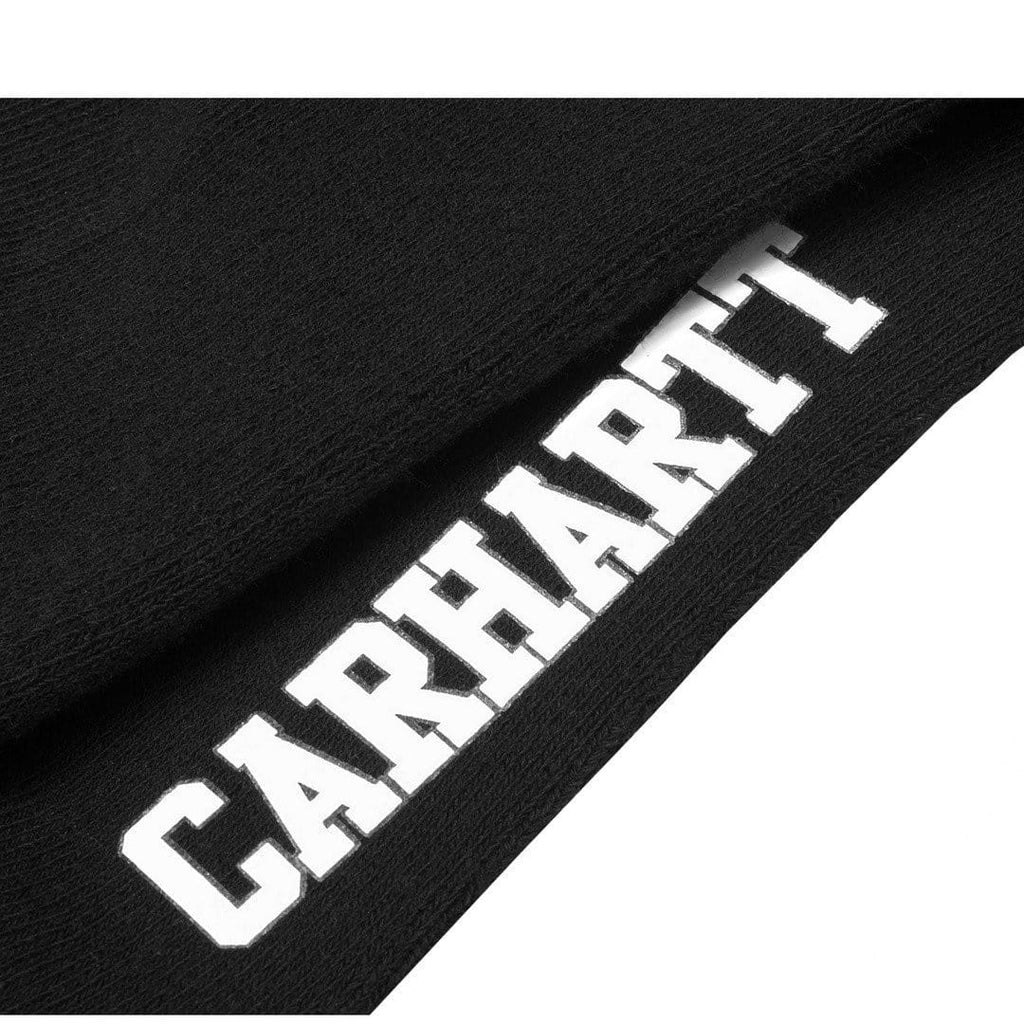 Carhartt W.I.P. STATE SOCKS Black/White