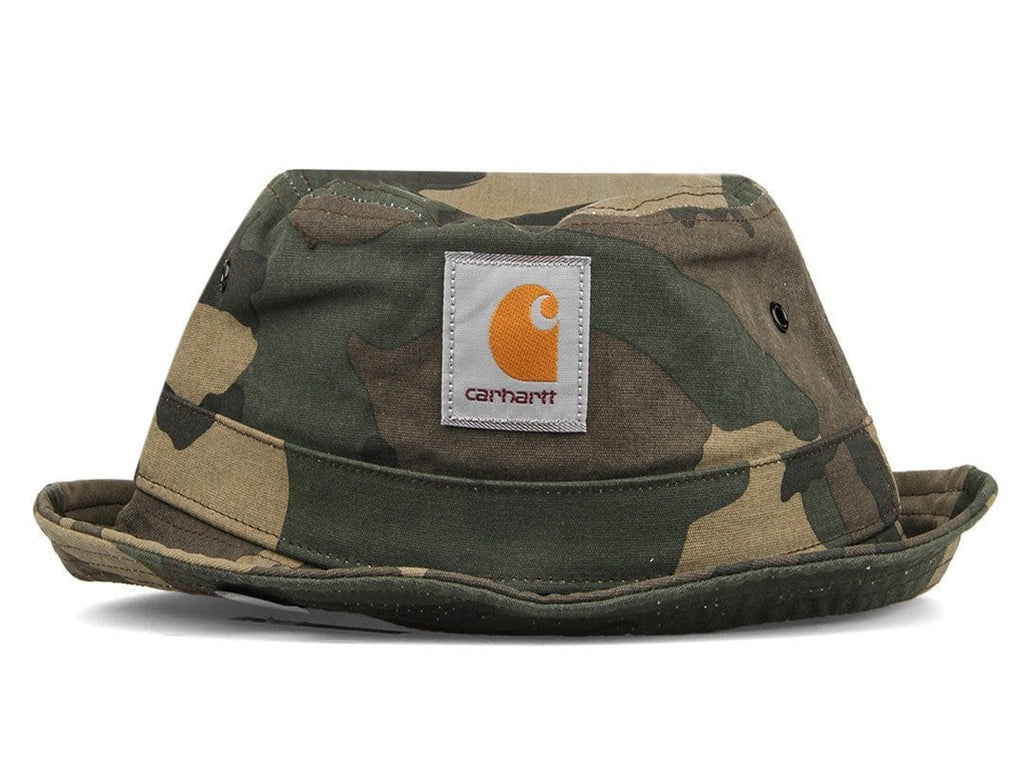 Carhartt W.I.P. WATCH BUCKET HAT Camo Laurel