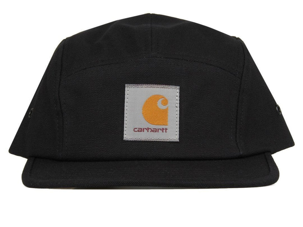 Carhartt W.I.P BACKLEY CAP Black