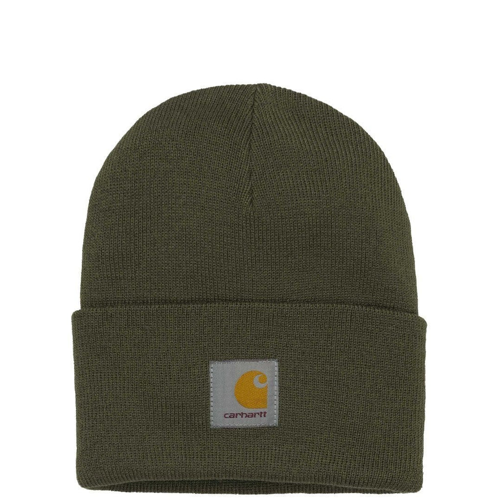 Carhartt W.I.P. ACRYLIC WATCH HAT Cypress