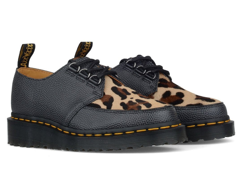 STÜSSY BAILEY CREEPER Black/Leopard