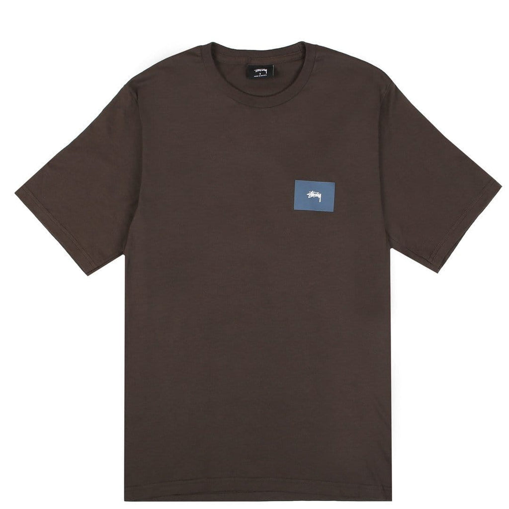 Stussy CHAPTERS TEE Charcoal